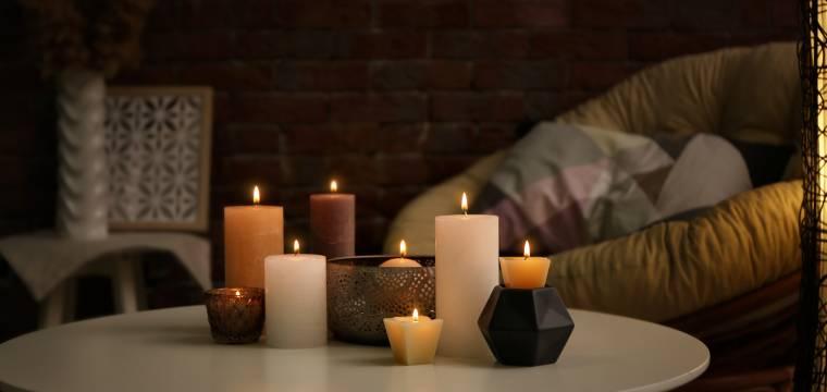 Proč se hodí svíčka do každé domácnosti?