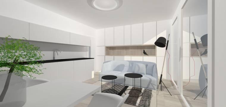 Sedm tipů designérky, jak zařídit malý byt