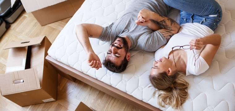 4 pravidla, která vám ulehčí zařizování nové ložnice