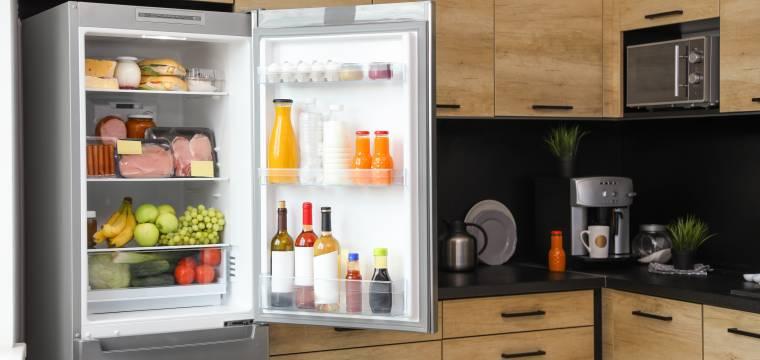 Jak udržet jídlo déle čerstvé aneb jak používat lednici a mrazák