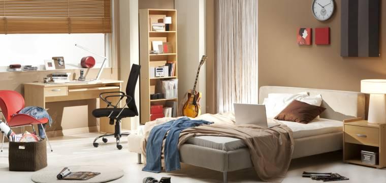 Spoustu starostí vdětském pokoji ušetří funkční nábytek