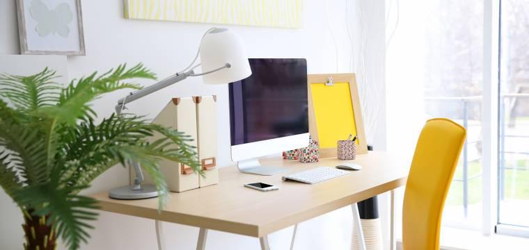 7 rad, jak si zorganizovat pracovní prostor: Podpořte produktivitu i kreativitu
