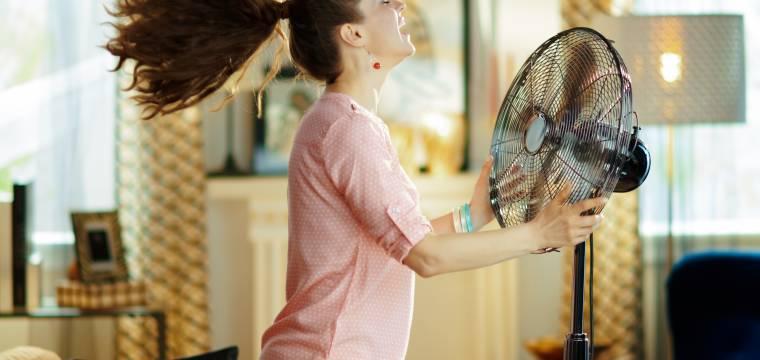 Léto je v plném proudu, teploty stoupají. Jak maximalizovat funkčnost domácího větráku?