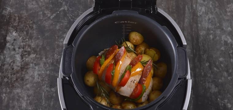 Hrnečku vař aneb pohádka v moderní kuchyni
