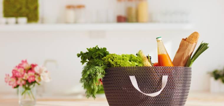 Myslete ekologicky. Praktické rady, jak snížit produkci kuchyňského odpadu
