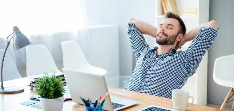Vytvořte si pracovní prostředí, které vám poskytne patřičnou kreativitu