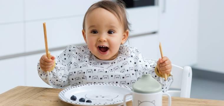 S nádobím značky Lässig se děti snadno naučí základům stolování