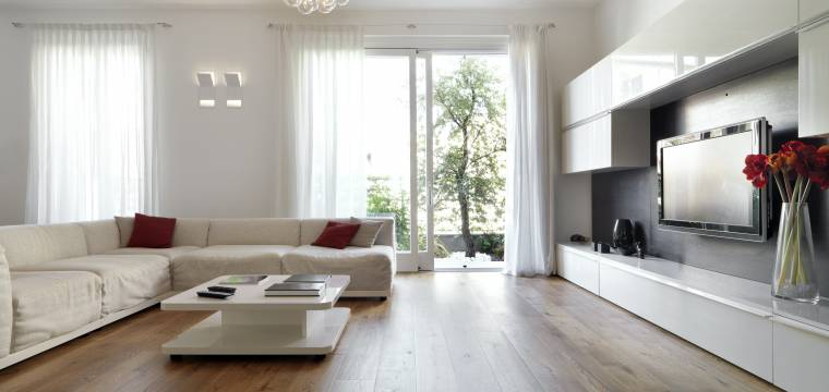 Zařizování nového bytu by mělo probíhat od podlahy …