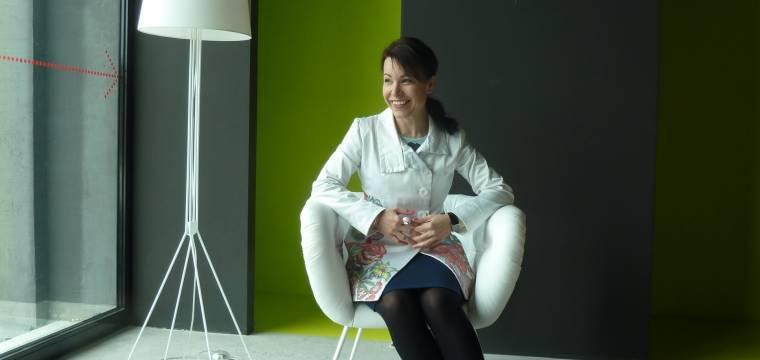 Hedvika Novotná - interiérová designérka o ženách