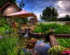 Srpen je ideální čas pro zahradní party