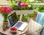 Pár dobrých rad, jak si zpříjemnit práci venku